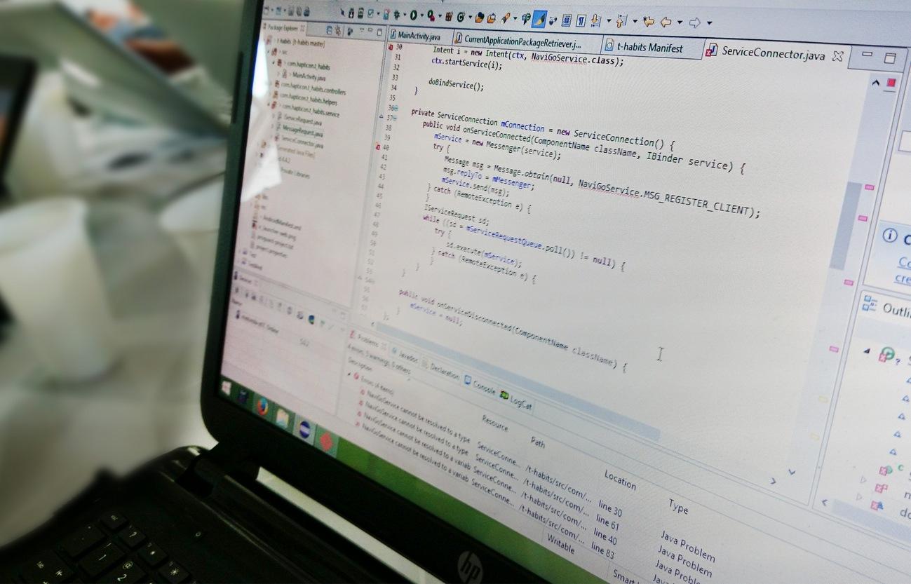 Hapticathon - White Ducky - Programa.pl