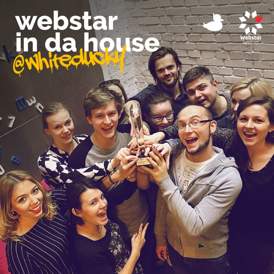 white-ducky-webstar
